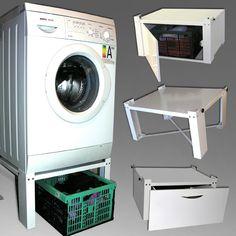 Untergestell Waschmaschine | individuell einstellbar | Dayton.de