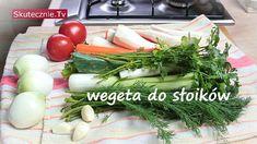 Domowa wegeta do słoików Polish Recipes, Spice Mixes, Seaweed Salad, Spices, Healthy Eating, Favorite Recipes, Homemade, Table Decorations, Canning