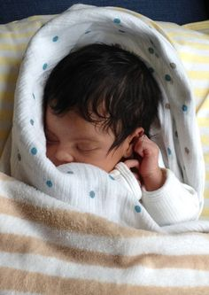 Blue Ivy. I love babies with hair, i'm sure the heartburn was killer though :)