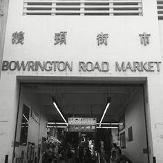 Bowrington Road Market