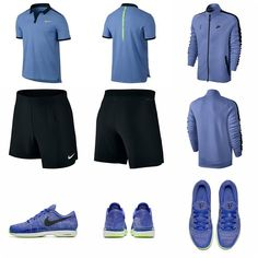 b964867d 11 Best Tennis Clothing images | Roger Federer, US Open, Athletic wear