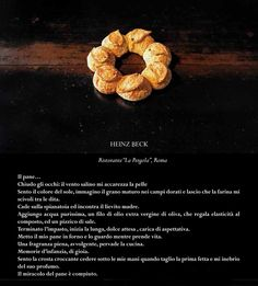 Heinz Beck | L'Arte del pane - LARTE, Milano