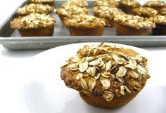 Starbucks Apple & Cinnamon Muffin Made Skinny :: Recipe Kitchen