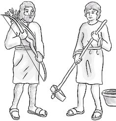 Image result for jacob and esau craft