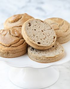 Danielle Walker's Against all Grain Sandwich Rolls  - THESE are the real deal. I've tried dozens of paleo bread recipes, this is the first one I'd make again (and again, and again, and again :)