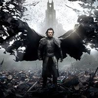 Luke Evans (Fast & Furious 6, Immortals) stars in Dracula Untold, the origin story of the man who became Dracula. Gary Shore directs and Michael De Luca produces the epic action-adventure that co-stars Sarah Gadon, Dominic Cooper, Diarmaid Murtagh and Samantha Barks.
