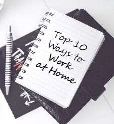 Finding a work at home job is not always easy, so sometimes we have to think outside the box. If you can't or don't want to get a job working for someone else from home, consider working for yourself. If you can provide a service that you know someone else needs, there is potential for …