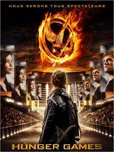 Hunger Games - avril 2012 - pas aussi naze que ce qu'on aurait pu croire. Clairement doit être mieux exploiter à l'écrit.