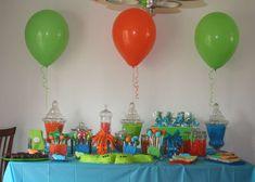 Jackson's 3rd Birthday Party | CatchMyParty.com