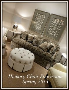 My tour of Hickory Chair