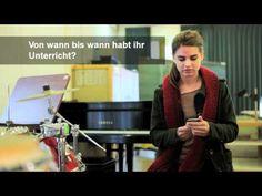 DVD zum DaF-Lehrwerk deutsch.com 1 - Ausschnitt des Clips: Das ist meine Schule | TED-Ed