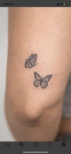 Bff Tattoos, Dope Tattoos, Pretty Tattoos, Mini Tattoos, Subtle Tattoos, Simplistic Tattoos, Dainty Tattoos, Tiny Tattoos For Girls, Tattoos For Women Small