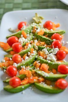 Holiday Tree Salad