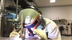 #Spawanie w stylu gwiezdnych wojen #gwiezdnewojny