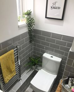F R I D A Y yes it's Friday I've been up since no idea why I NEVER wake. Cloakroom Toilet Downstairs Loo, Bathroom Under Stairs, Small Wc Ideas Downstairs Loo, Bathroom Design Small, Bathroom Layout, Bathroom Interior Design, Toilet Room Decor, Small Toilet Room, Toilet Design