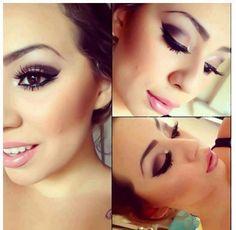 Güzel Gelin Makyaj Örnekleri