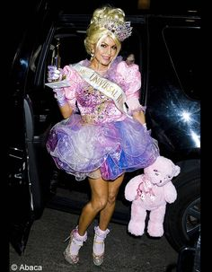 Le costume de Fergie