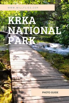 This Croatian National Park is located in the middle of the country, in an area of great natural value. Wooden boardwalks guide you through its turquoise rivers and graceful waterfalls. As one of a few national parks, it allows visitors to dip into its waters on hot days so don't forget to pack your swimming costume.