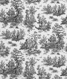 Premier Prints Jamestown Black White Toile Home Decorating Fabric. Texas Susannie's is an online fabric store located in Texas that carries first quality fabrics by the industry's top designers. Drapery Panels, Drapery Fabric, Fabric Decor, Chair Fabric, Window Panels, Toile Curtains, Toile Bedding, Baby Bedding, Nursery Bedding