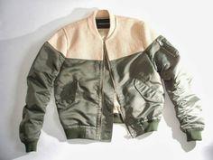 jacket green olive green tan nude beige khaki bomber jacket menswear boy tumblr coat bomber jacket dress earphones