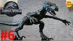 New Jurassic World Fallen Kingdom Release Dates All Dinosaur Toy Mattel ...