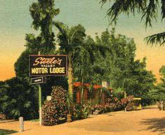 Steels Valley Motor Lodge :: San Fernando Valley History