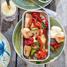 Spicy cajun kabeljauw - Ook vis is lekker van de barbecue, zoals deze spicy kabeljauw. #recept #vis #bbq #JumboSupermarkten