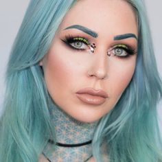 "16.2k Likes, 110 Comments - Kristen Leanne  Arctic Fox (@kristenxleanne) on Instagram: ""Raise your hot cheeto claw if you saw this tutorial and #udxbasquiat review on my channel the other…"""