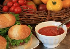 Recipe and how-to video: Homemade Roasted Tomato Ketchup | PCC Natural Markets #gifts