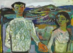 """Gerard Dillon (1916-1971) 