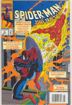 Title: Spider-Man Unlimited   Year: 1993   Publisher: Marvel   Number: 5   Print: 1   Type: Regular   TitleId: b96aee69-fed1-4a59-ad2b-46ae7907b370