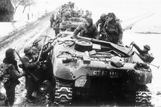 The 'Ram' Kangaroo Armoured Personnel Carrier, Part 3 Canadian Army, British Army, Armoured Personnel Carrier, Sherman Tank, Armored Vehicles, British History, World War Two, Military Vehicles, Wwii