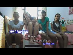 "[MV REACTION] ""Crosswalk(횡단보도)"", Jo Kwon(조권); reaction by: FREE SOULS - YouTube"