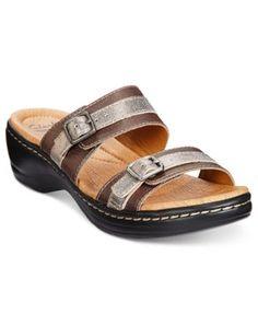 4bea38979c83 Clarks Collection Women s Hayla Mariel Flat Sandals