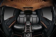 mercedes suv rear seating | Vilner Mercedes-Benz GL Rear Captain Seats - egmCarTech