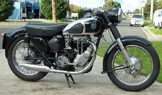 1955 AJS 18S 500 CC Ajs Motorcycles, British Motorcycles, Bmw Girl, Motorcycle Art, Old Bikes, Riding Gear, Live Free, Vintage Bikes, Bikers
