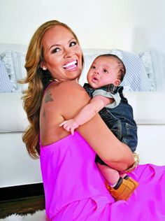 Exclusive Photos of Evelyn Lozada's Baby Leo – Evelyn Lozada | OK! Magazine