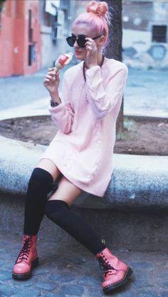 Pink, Doctor Marten