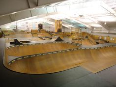 cool skate park - Google Search Skating Rink, Skate Park, Skateboarding, Bmx, Perth, Bowls, Indoor, Google Search, Building