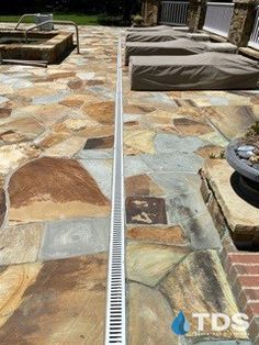 TDS offers many options for your pool and patio drainage. Keep the stormwater and overflow in control, call us today 610-882-3630. #trenchdrainsystems #drains #pool #patio #homeimprovement #stormwater Trench Drain Systems, Drainage Channel, Drainage Solutions, Home Improvement, Patio, Home Improvements, Terrace, Interior Design, Home Improvement Projects