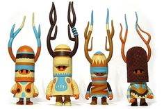 Vinyl Toys to add to the already colorful clutter on the desk :) Vinyl Toys, Vinyl Art, Online Scrapbook, Weird Jewelry, Ugly Dolls, Designer Toys, 3d Character, Wood Toys, Character Design Inspiration