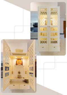 Pooja Room Door Design, Ceiling Design Living Room, Decor Home Living Room, Teen Room Decor, Home Room Design, Small Bedroom Interior, Hall Interior, Bathroom Interior Design, Temple Design For Home