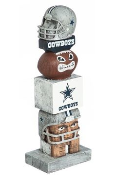 You'll love the NFL Tiki Totem Statue at Wayfair - Great Deals on all Outdoor products with Free Shipping on most stuff, even the big stuff.