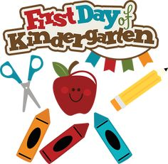 First Day Of Kindergarten SVG school svg files crayon svg file kindergarten svg files for scrapbooking