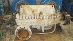 Sulzer / Bingham MSD 5 Stages 4x8x10.5 Pump