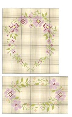 Visit our site for lots more in regard to this magnificent photo Cross Stitch Boarders, Just Cross Stitch, Cross Stitch Heart, Cross Stitch Flowers, Cross Stitch Designs, Cross Stitching, Cross Stitch Embroidery, Cross Stitch Patterns, Cross Stitch Geometric