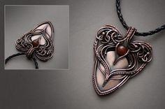 Проволока.Кручение проволоки.Wire wrap.Wire art.