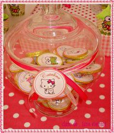 Hello Kitty - Decoración de Fiestas de Cumpleaños Infantiles