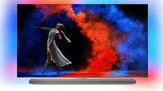 Philips has a new flagship TV, in the shape of the new 9 Series OLED TV, boasting 3 sided ambilight, 900 nits peak brightness and Android TV New Television, Tv Reviews, Sounds Great, Things To Come, Tvs, Android, Hands, Technology, Popular