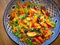 Busy summer? Try this delicious but easy salad for dinner tonight.